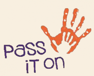 Pass It On Icon