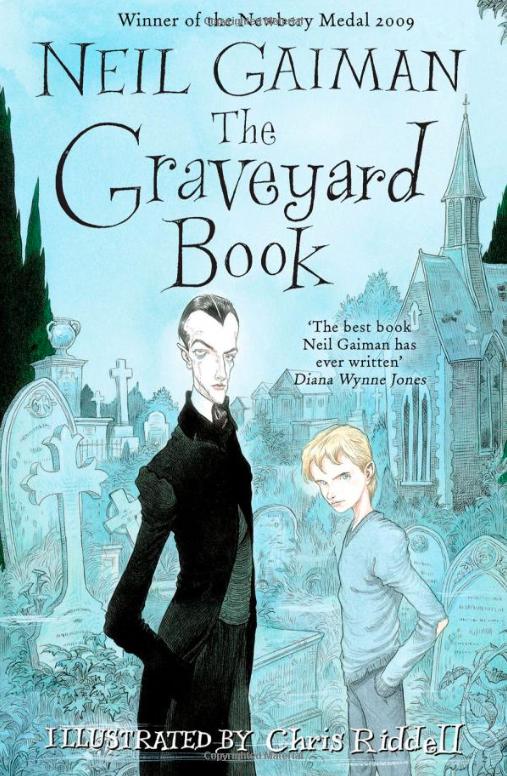 Graveyard Book NGaiman