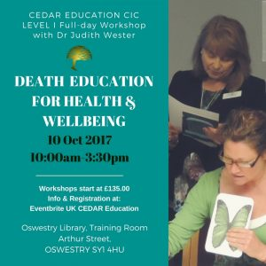 Death Education for Health and Wellbeing