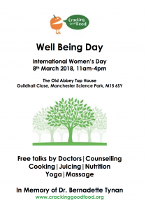 CEDAR EDUCATION - Well Being Day Talk for International Women's Day